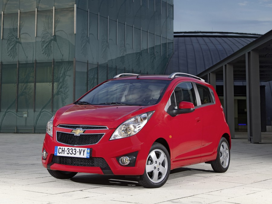 Chevrolet Spark, Азов