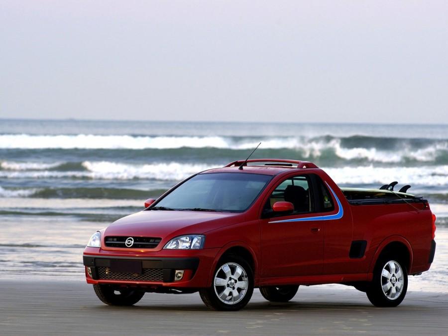 Chevrolet Tornado пикап, 1 поколение - отзывы, фото и характеристики на Car.ru