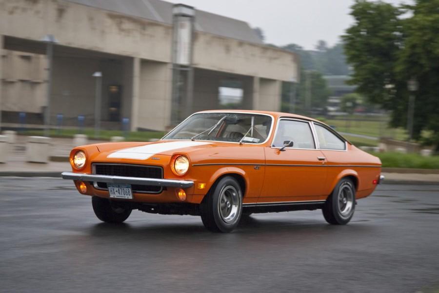 Chevrolet Vega купе, 1970–1973, 1 поколение - отзывы, фото и характеристики на Car.ru