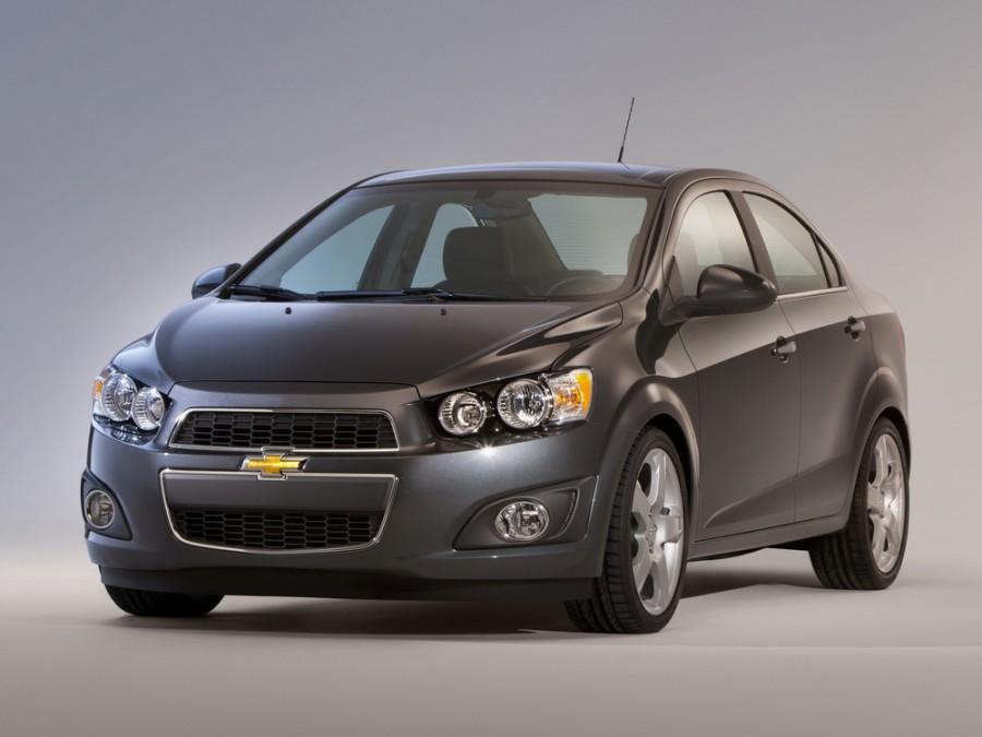 Chevrolet Sonic седан, 2011–2016, 1 поколение - отзывы, фото и характеристики на Car.ru