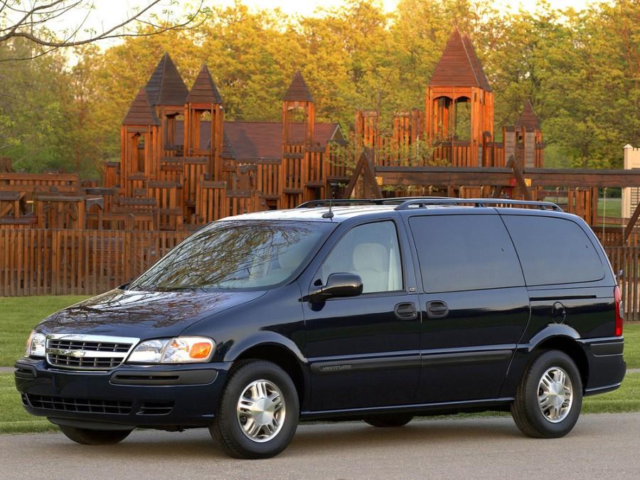 Chevrolet Venture минивэн, 2002–2005, 1 поколение [рестайлинг] - отзывы, фото и характеристики на Car.ru