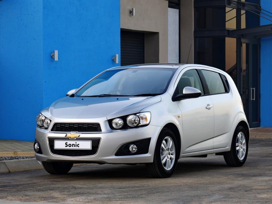 Chevrolet Sonic ZA-spec хетчбэк 5-дв., 2011–2016, 1 поколение - отзывы, фото и характеристики на Car.ru