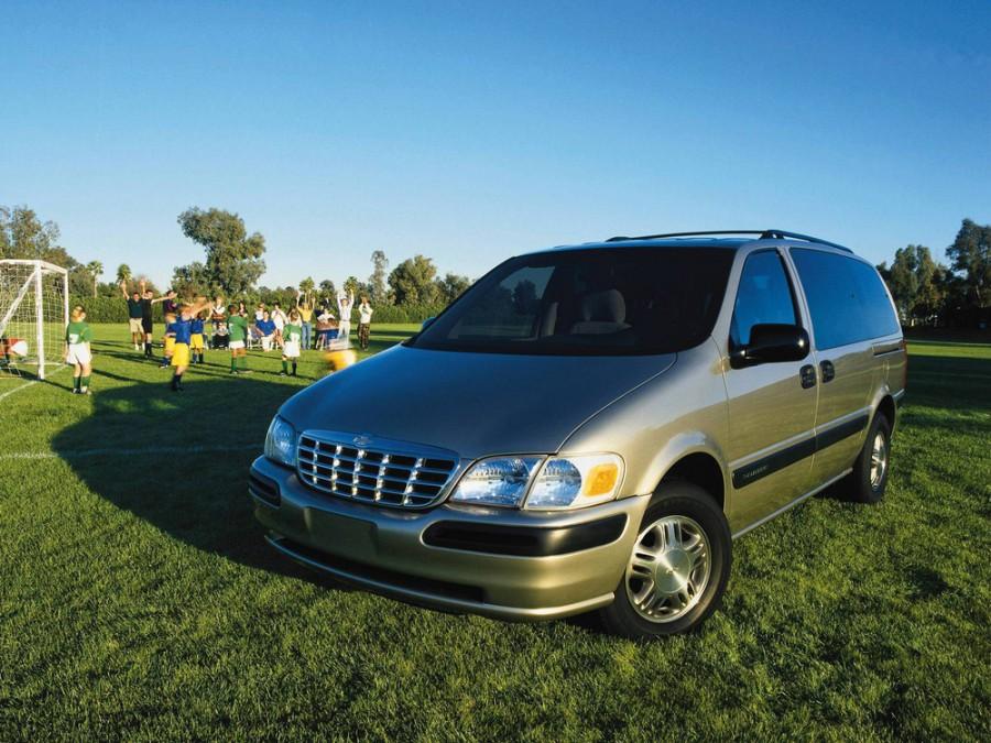 Chevrolet Venture минивэн, 1996–2016, 1 поколение - отзывы, фото и характеристики на Car.ru