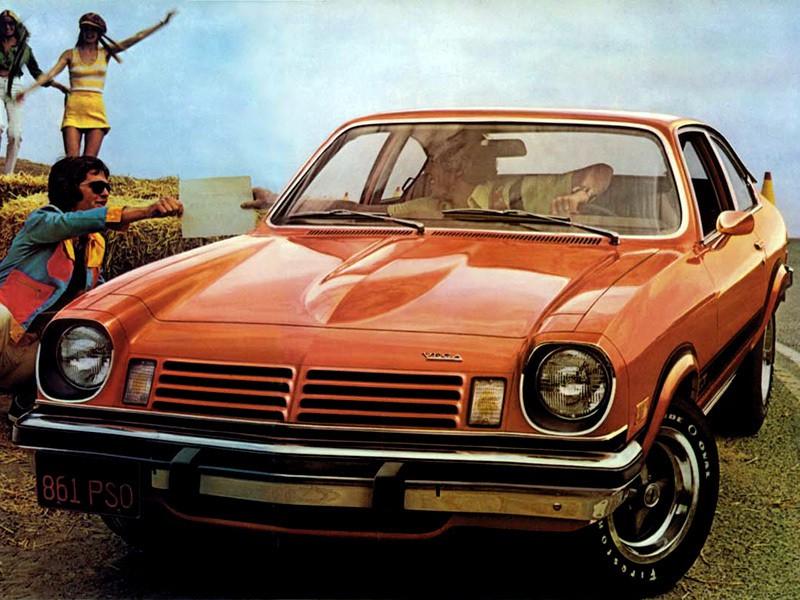 Chevrolet Vega купе 3-дв., 1973–1977, 1 поколение [рестайлинг] - отзывы, фото и характеристики на Car.ru