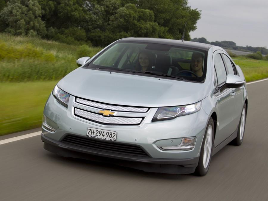 Chevrolet Volt седан, 2011–2016, 1 поколение - отзывы, фото и характеристики на Car.ru