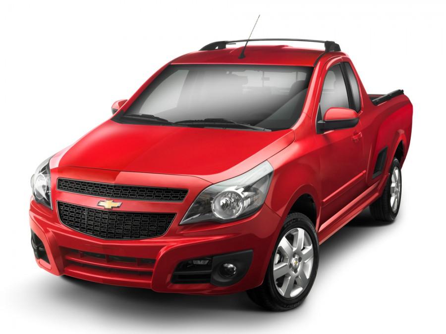 Chevrolet Tornado пикап, 2011–2016, 2 поколение - отзывы, фото и характеристики на Car.ru