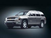 Chevrolet TrailBlazer, 1 поколение, Внедорожник 5-дв., 2002–2009