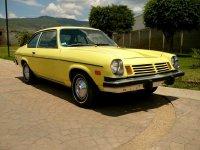 Chevrolet Vega, 1 поколение [рестайлинг], Седан, 1973–1977