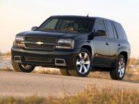 Chevrolet TrailBlazer, 1 поколение [рестайлинг], Ss внедорожник 5-дв., 2006–2009