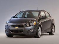 Chevrolet Sonic, 1 поколение, Седан, 2011–2016