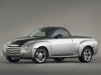 Chevrolet SSR, 1 поколение, Пикап, 2003–2006
