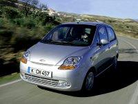 Chevrolet Spark, M200, Хетчбэк, 2005–2010
