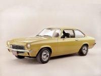 Chevrolet Vega, 1 поколение, Седан, 1970–1973