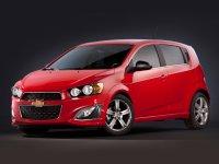 Chevrolet Sonic, 1 поколение, Rs хетчбэк 5-дв., 2011–2016