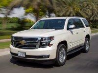 Chevrolet Tahoe, 4 поколение, Внедорожник 5-дв., 2013–2016