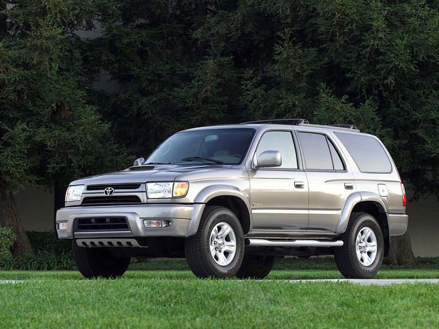 Toyota 4Runner внедорожник, 3 поколение [рестайлинг] - отзывы, фото и характеристики на Car.ru