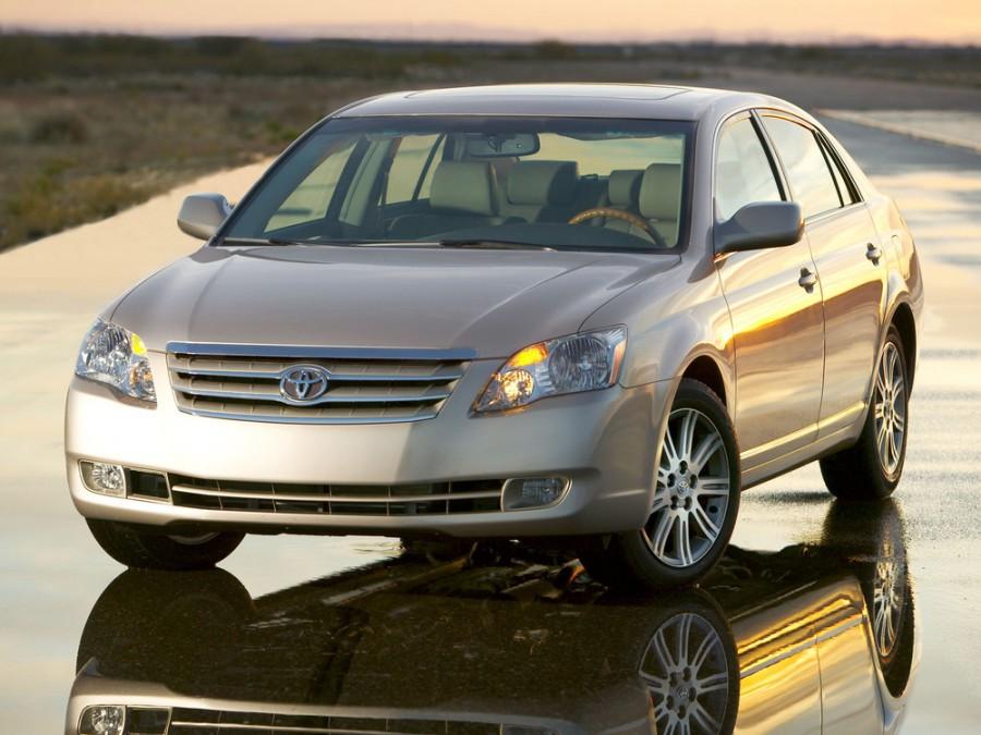 Toyota Avalon седан, 2004–2008, XX30 - отзывы, фото и характеристики на Car.ru