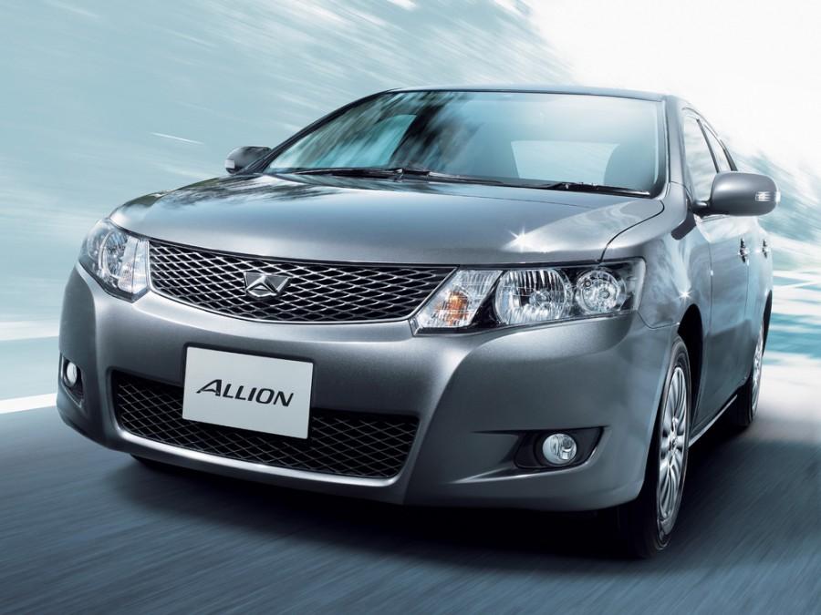 Toyota Allion, Алдан