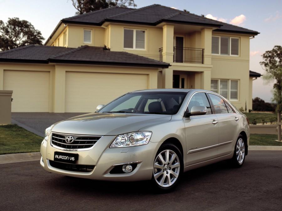 Toyota Aurion седан 4-дв., 2006–2012, XV40 - отзывы, фото и характеристики на Car.ru