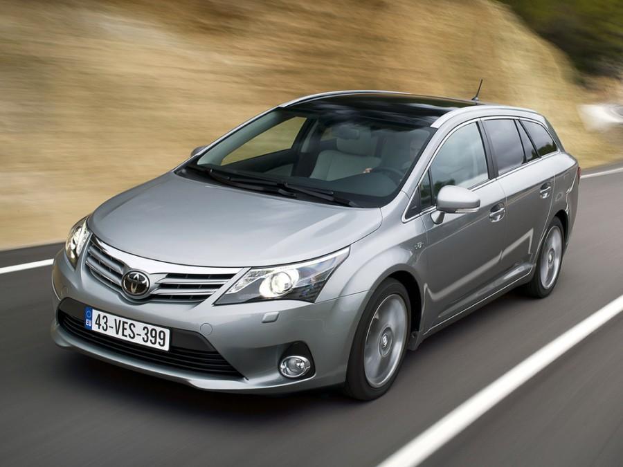 Toyota Avensis универсал, 2011–2012, 3 поколение [рестайлинг] - отзывы, фото и характеристики на Car.ru