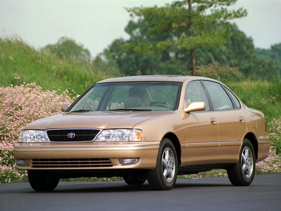 Toyota Avalon седан, 1997–1999, XX10 [рестайлинг] - отзывы, фото и характеристики на Car.ru