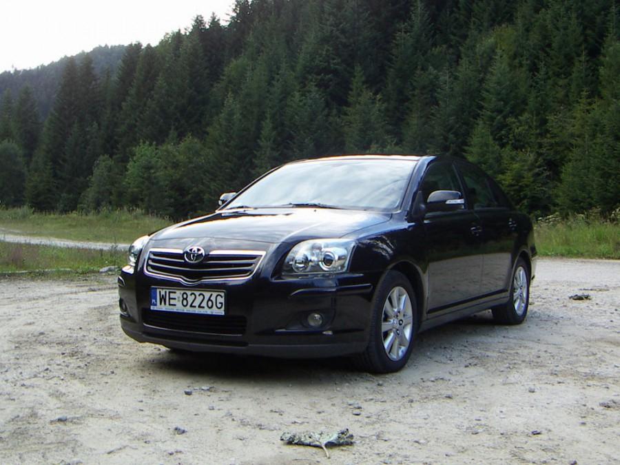 Toyota Avensis лифтбэк, 2006–2008, 2 поколение [рестайлинг] - отзывы, фото и характеристики на Car.ru