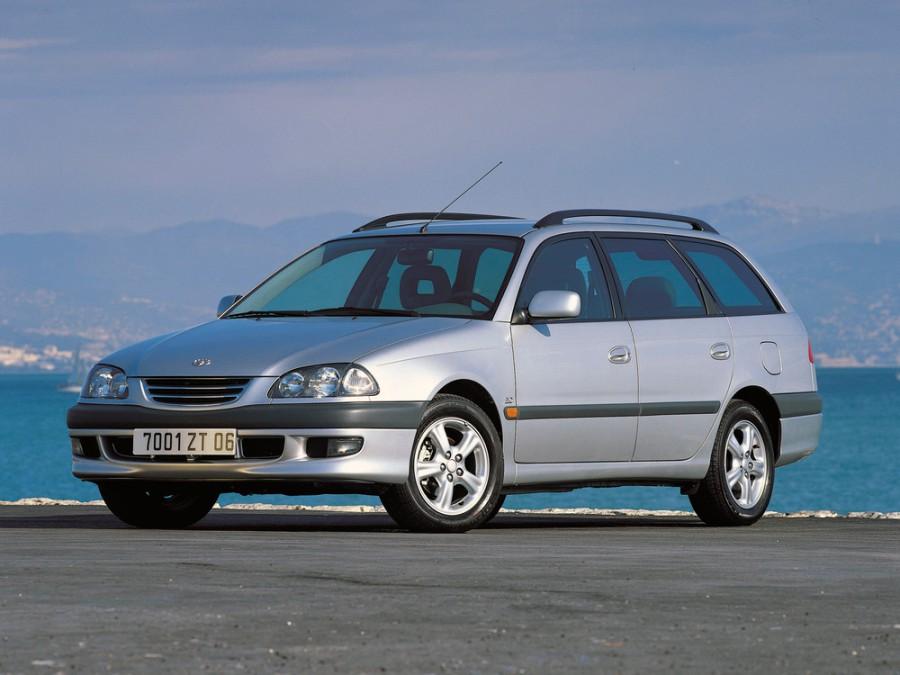 Toyota Avensis универсал, 1997–2000, 1 поколение - отзывы, фото и характеристики на Car.ru