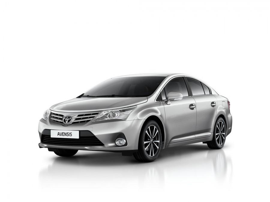 Toyota Avensis седан, 2011–2012, 3 поколение [рестайлинг] - отзывы, фото и характеристики на Car.ru