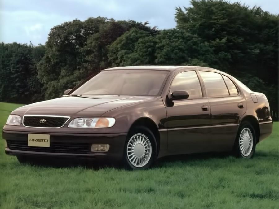 Toyota Aristo седан, 1991–1994, S14 - отзывы, фото и характеристики на Car.ru