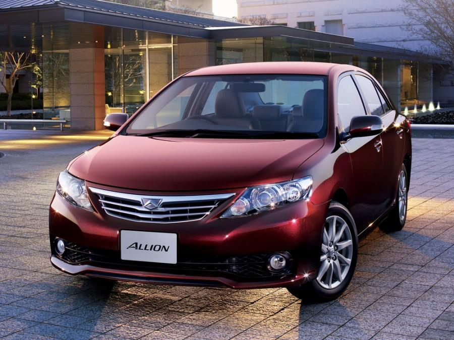 Toyota Allion седан, 2009–2016, T265 [рестайлинг] - отзывы, фото и характеристики на Car.ru