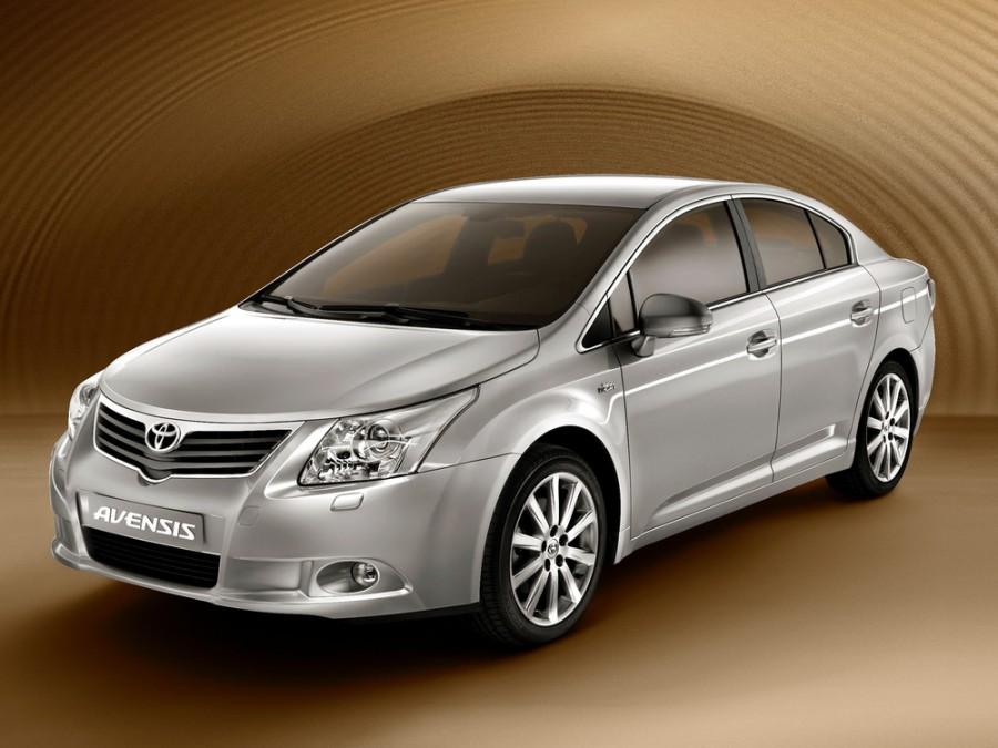 Toyota Avensis седан, 2009–2011, 3 поколение - отзывы, фото и характеристики на Car.ru