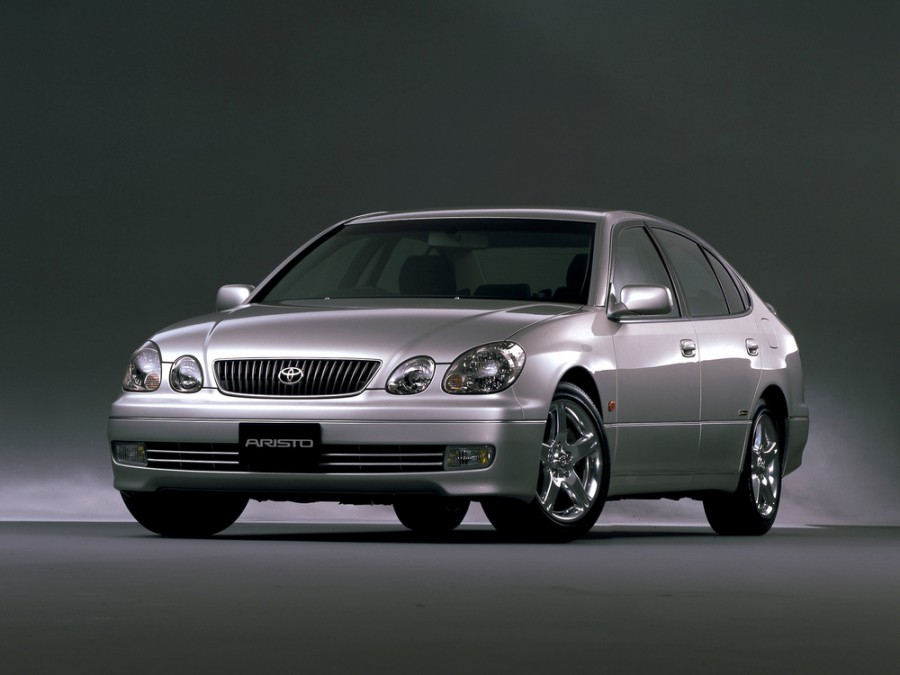 Toyota Aristo седан, 1997–2000, S16 - отзывы, фото и характеристики на Car.ru