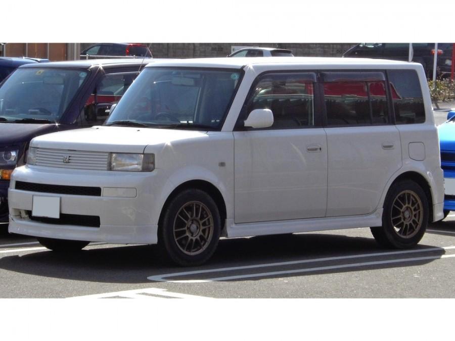 Toyota bB минивэн, 2003–2005, 1 поколение [рестайлинг] - отзывы, фото и характеристики на Car.ru