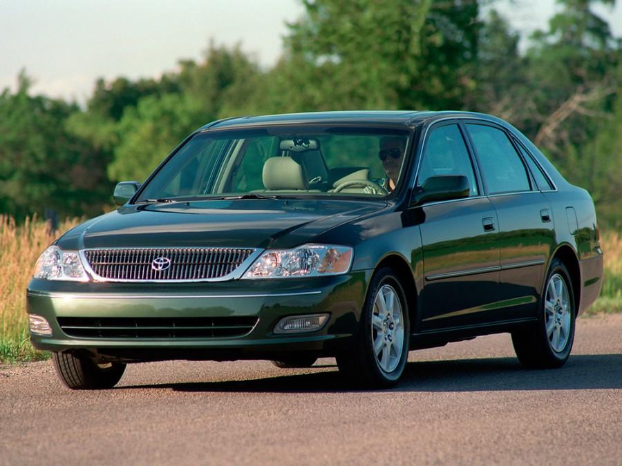 Toyota Avalon седан, 2000–2003, XX20 - отзывы, фото и характеристики на Car.ru