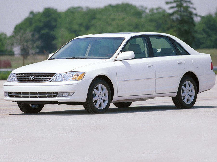 Toyota Avalon седан, 2003–2004, XX20 [рестайлинг] - отзывы, фото и характеристики на Car.ru