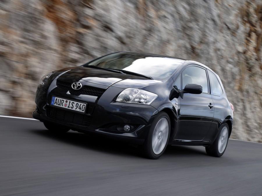 Toyota Auris хетчбэк 3-дв., 2006–2009, 1 поколение - отзывы, фото и характеристики на Car.ru