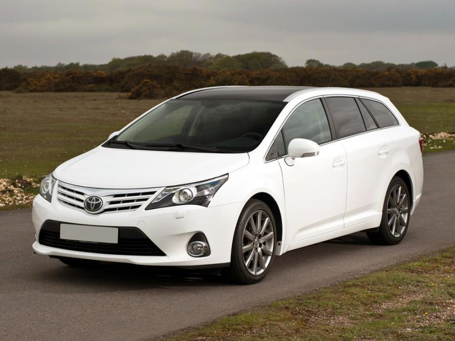 Toyota Авенсис 3 поколения #10