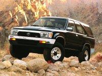 Toyota 4Runner, 2 поколение [рестайлинг], Внедорожник 3-дв.