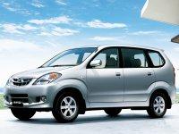 Toyota Avanza, 1 поколение [рестайлинг], Минивэн, 2006–2011