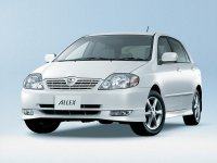 Toyota Allex, E120, Хетчбэк, 2001–2002