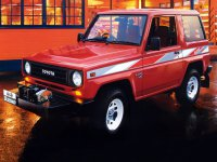 Toyota Blizzard, LD20, Внедорожник, 1984–1990