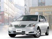 Toyota Allex, E120 [рестайлинг], Хетчбэк, 2002–2004