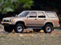 Toyota 4Runner, 2 поколение, Внедорожник 5-дв., 1989–1995