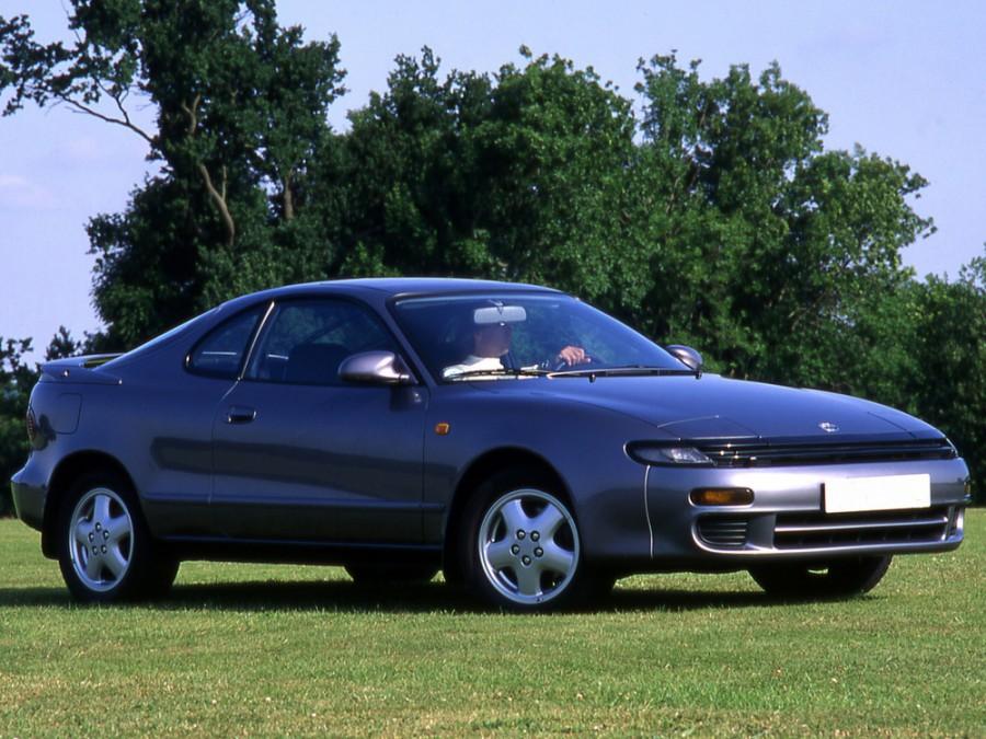 Toyota Celica лифтбэк, 1989–1993, 5 поколение - отзывы, фото и характеристики на Car.ru