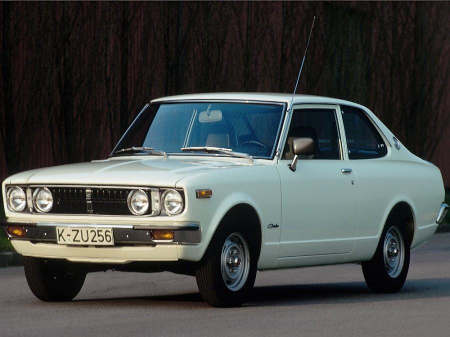 Toyota Carina седан 2-дв., A30 [2-й рестайлинг] - отзывы, фото и характеристики на Car.ru