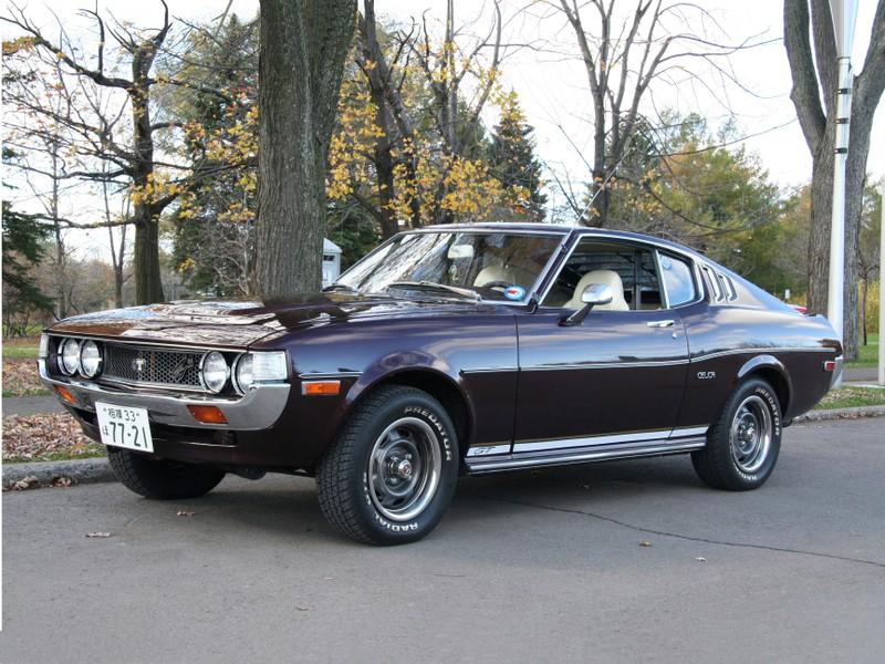Toyota Celica лифтбэк, 1973–1977, 1 поколение - отзывы, фото и характеристики на Car.ru