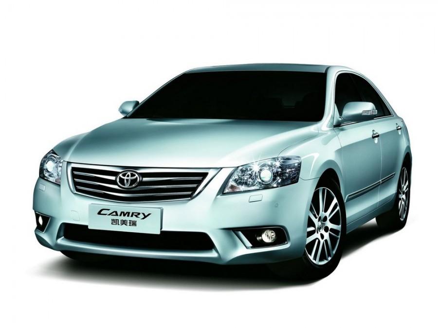 Toyota Camry CN-spec седан 4-дв., 2010–2011, XV40 [рестайлинг] - отзывы, фото и характеристики на Car.ru