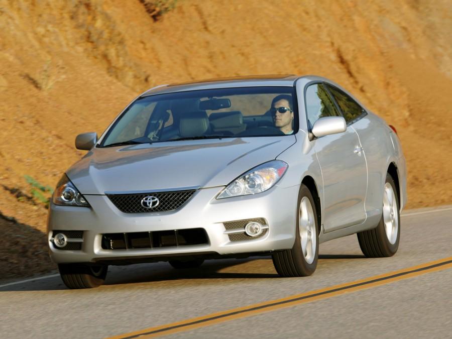 Toyota Solara купе, 2006–2009, XV30 [рестайлинг] - отзывы, фото и характеристики на Car.ru