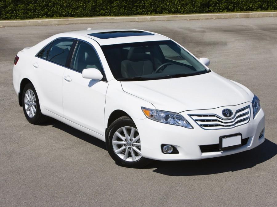 Toyota Camry комплектация и цены, прайс-лист : Тойота ...