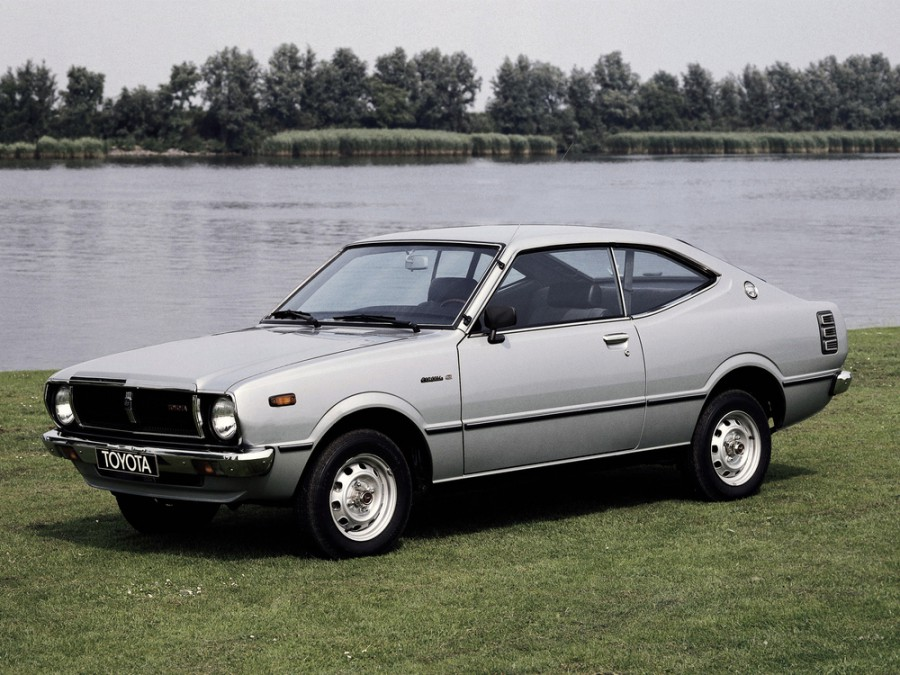 Toyota Corolla хардтоп, 1976–1981, E50 [рестайлинг] - отзывы, фото и характеристики на Car.ru